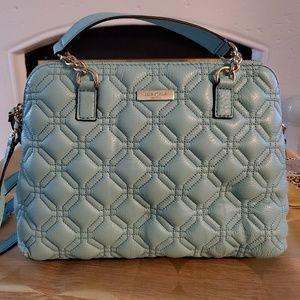 Authentic kate spade Premium Leather Handbag.